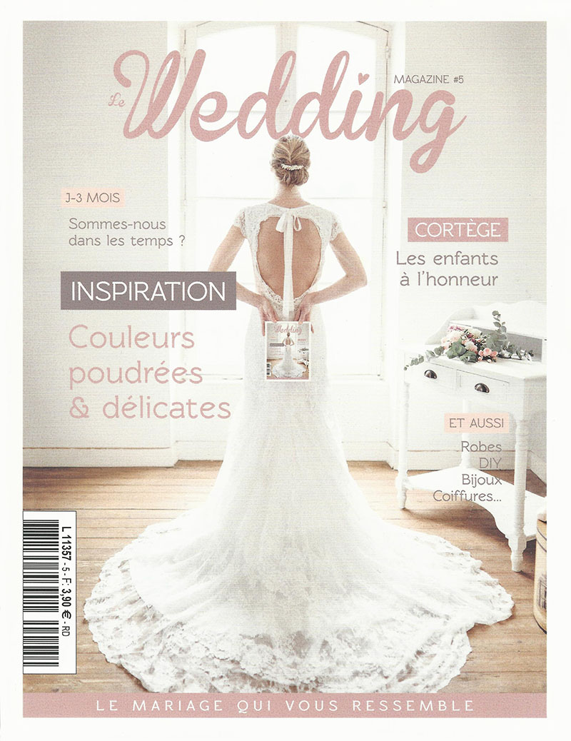 Couverture Le Wedding n°5