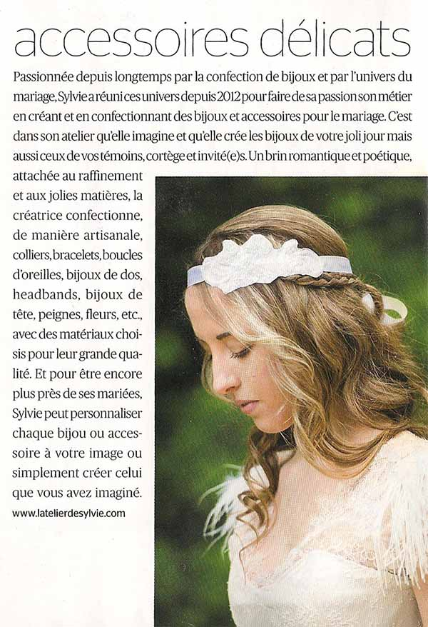 Article Oui Magazine n°80