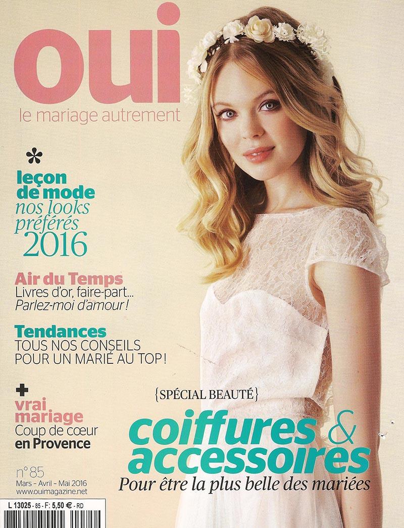 Couverture Oui Magazine n°85