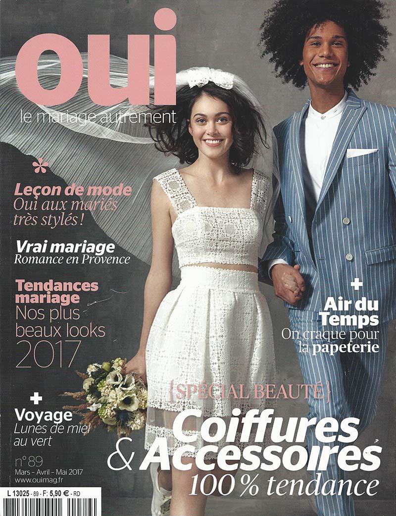 Couverture Oui Magazine n°89